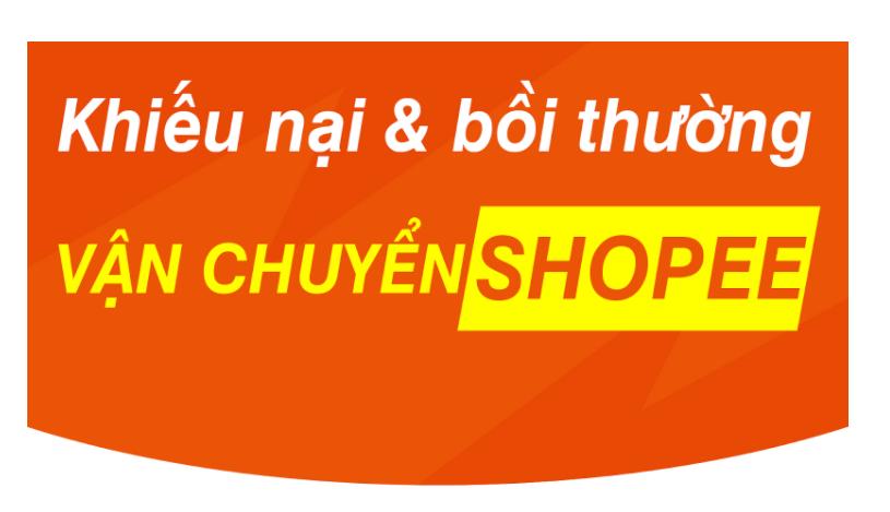 Chính sách bồi thường cho người bán hàng trên shopee