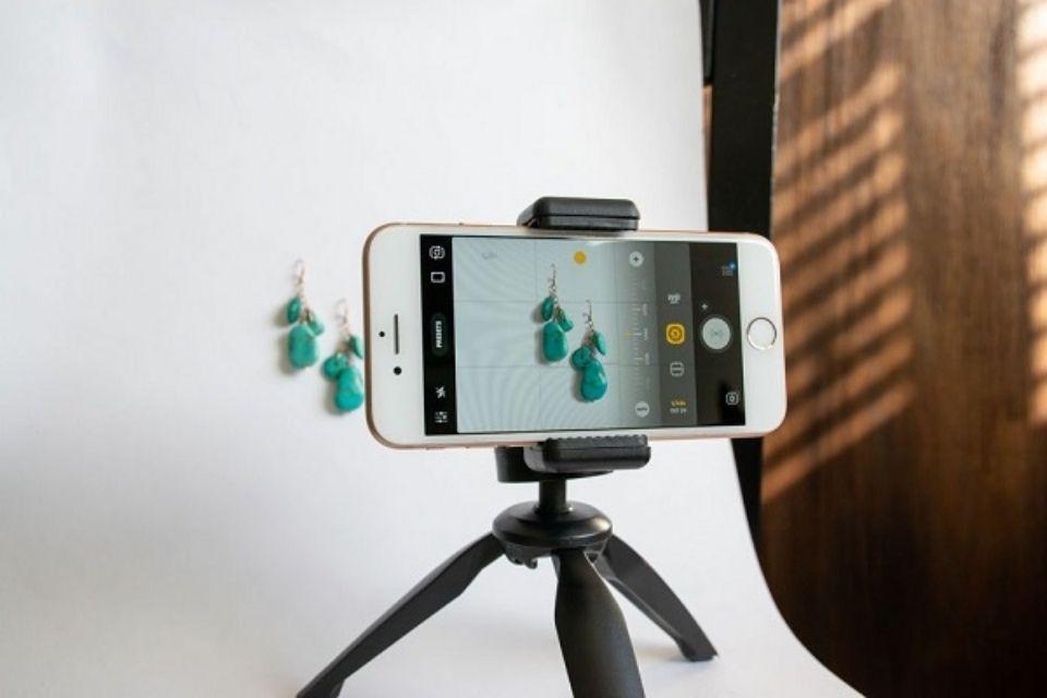 Cách chụp ảnh sản phẩm đẹp thu hút khách hàng trên shopee